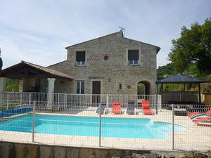 Huis SAINT-AMBROIX Provence Romaine