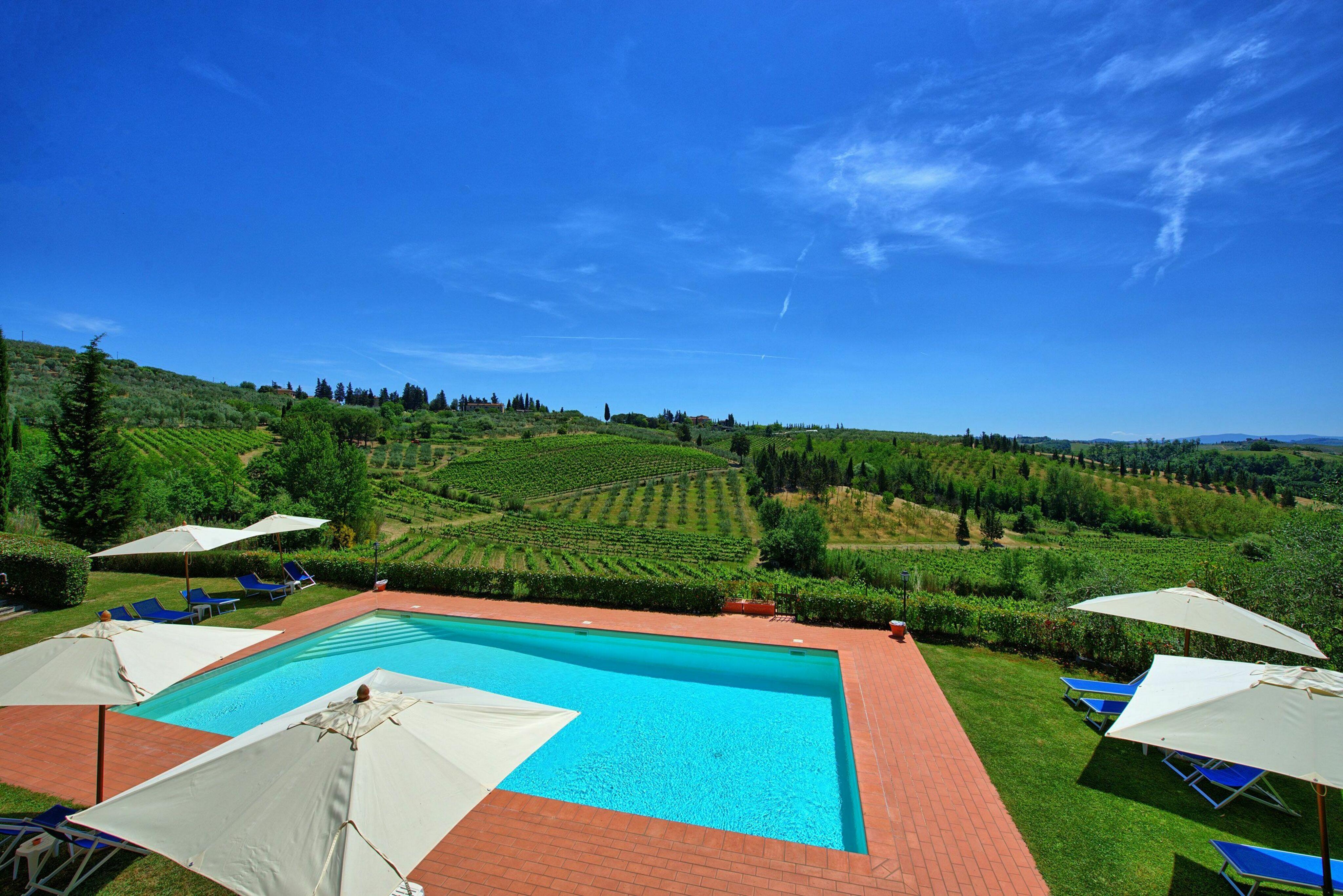 Casa Rossa 3 Gorgognano