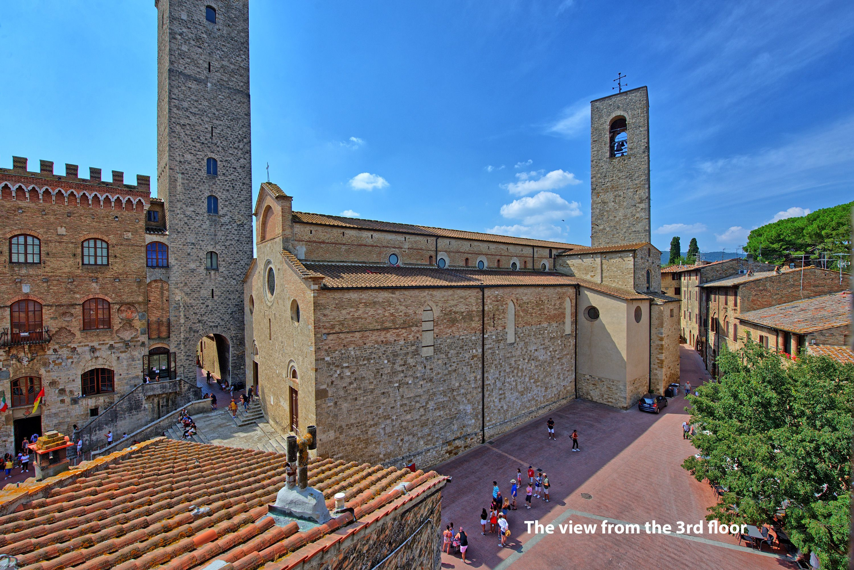 Torre San Gimignano