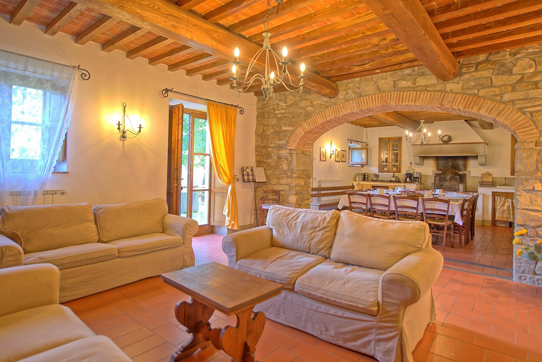 Villa Casentino :
