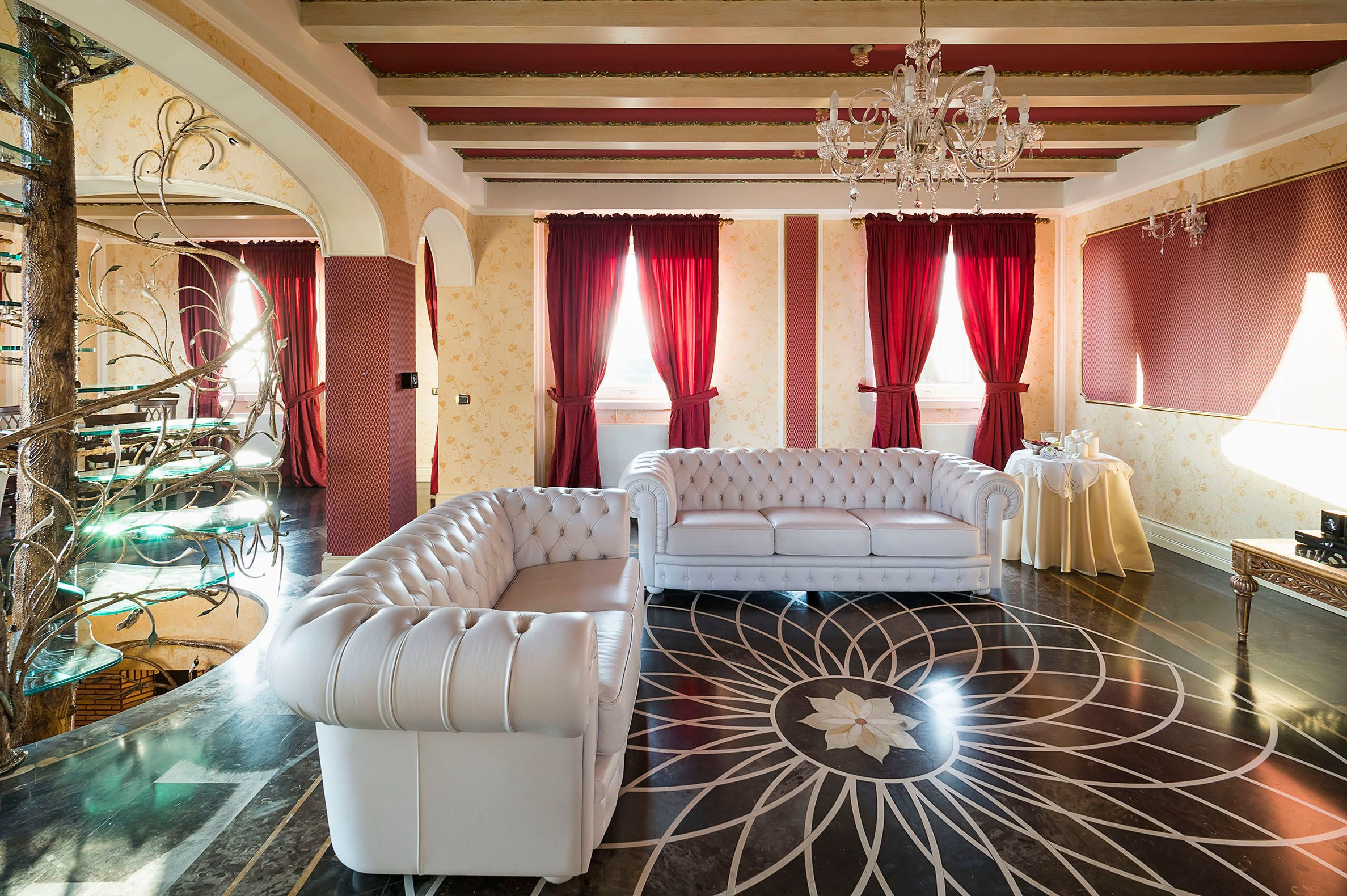 Villa Drago Spa