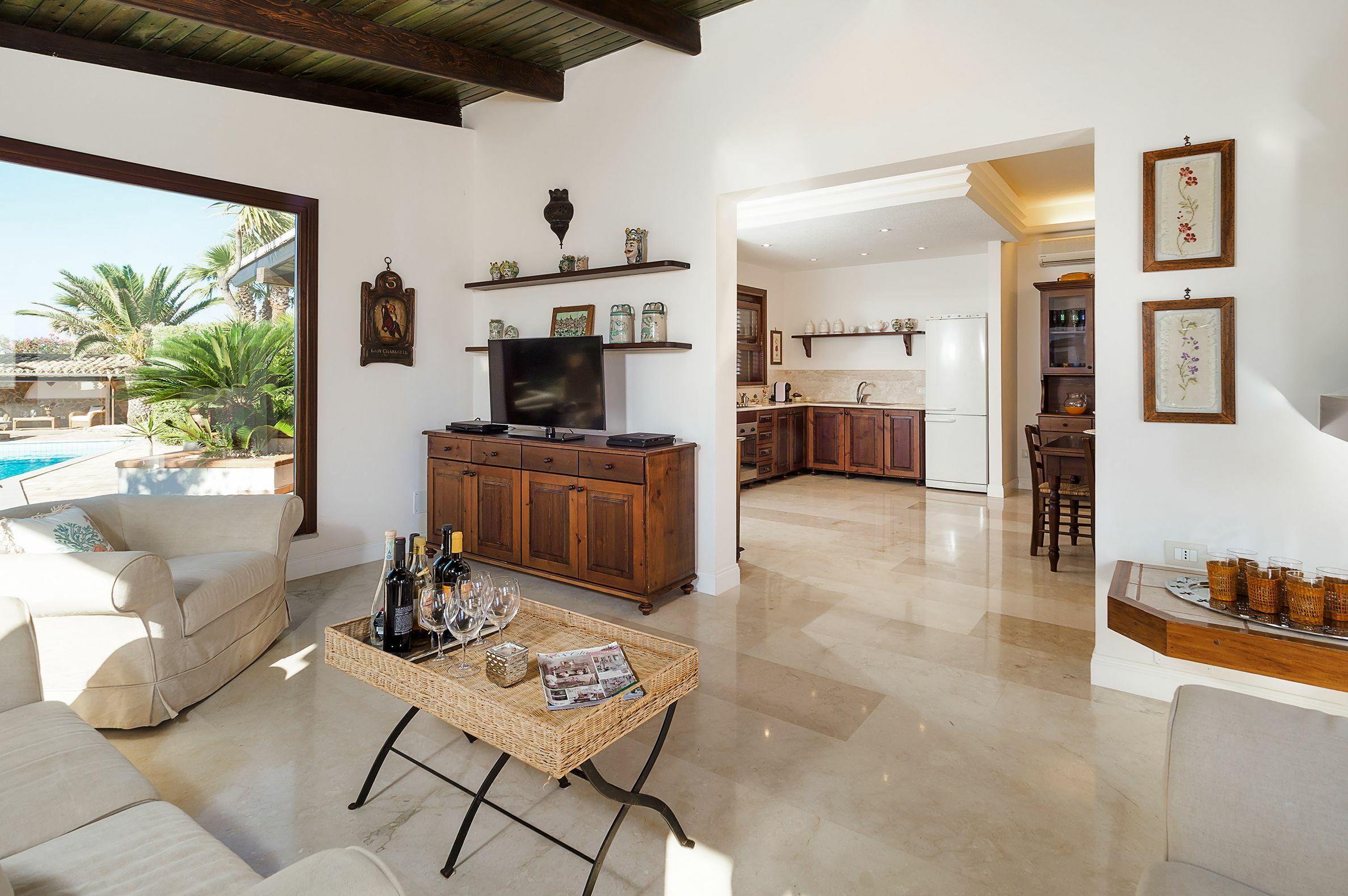 Villa Cala Mancina