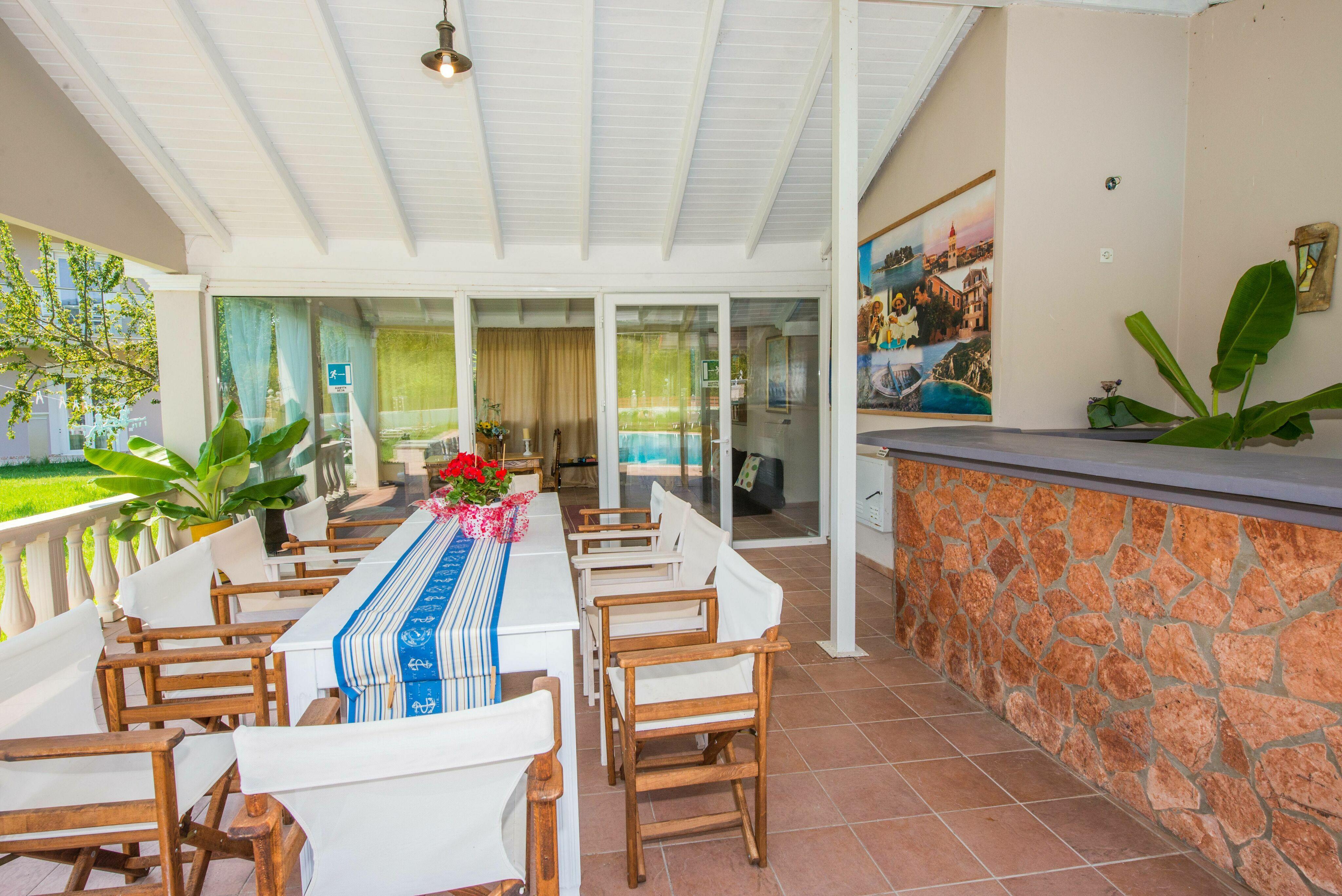 Villa Sweet Earth Carousades
